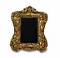 Metal Gold Plated Photo Frame For Home Decor & Corporate Gift