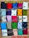 Printed Cotton Pigment Dupatta