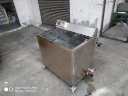 Batch Type Vegetable And Fruit Washer