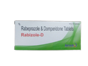 Rabizole- D Raberprazole 20 Mg + domperidone10mg 10x10