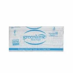 Greenlime M-Fold Towel