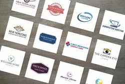 2D and 3D Professional Logo Designing Service