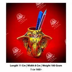 180 gm Metal Kala Ganesha God Statue