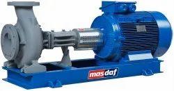 mas daf AIR cooled pump