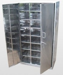 SS Change Part Cabinet