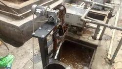 Belt Type Mild Steel Powder Coated Oil Skimmer