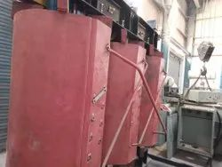 Air Cooled 50 Step Down Transformers, Input Voltage: 11000, 1000KVA