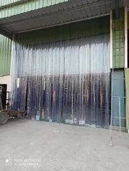 Plastic Industrial Strip Curtains