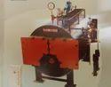 500-8000 kg/hr Horizontal Package Boiler