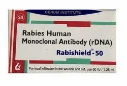 Rabishield 50 Vaccine, Single Dose