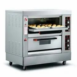 Single Deck Bakery Gas Oven
