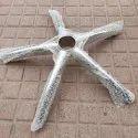 Chair Crome Base Revolving chair chrome base