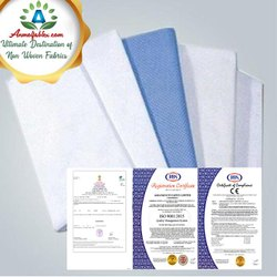 Spunmelt SSMMS Non Woven Fabric