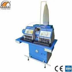 Eagle Jewelry Polishing Double Station Double Motor Dust Collector