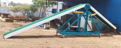 Bag Stacking Conveyor Unit