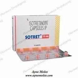 Sotret 10 Mg Capules