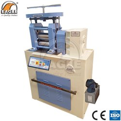 Eagle Jewellery Gold Silver Sheet Rolling Machine for Goldsmith
