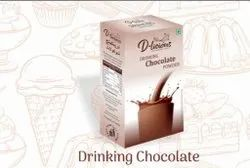 D-Licious Drinking Chocolate Powder, Packaging Size: 100 G, Packaging Type: Box