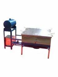 Semi Automatic Frying Machine