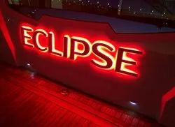 Acrylic Led Letters Signboard