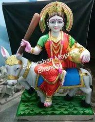 Marble Bangali Shitla Statue