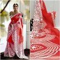 Heavy Look  Saree