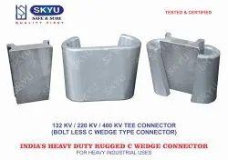 Aluminium C Wedge Clamp