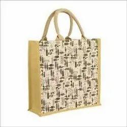 printed Fancy Jute Bags