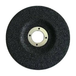 Black Metal Grinding Wheel