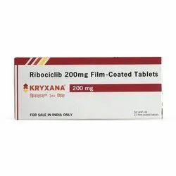 Ribociclib 200mg Tablets