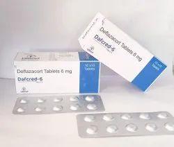 Deflazacort Tablets 6 Mg