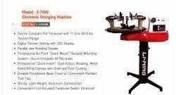 Lining E-7000  Electronic Stringing Machine