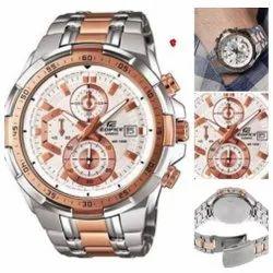Circle Edifice Casio Wrist Watch