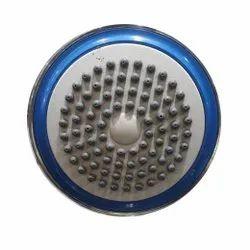 4 inch Round Blue Patti Shower