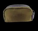 Small Canvas Toiletry Bag