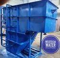 Oil Industrial Effluent Water Separator