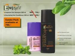 Enstylz Sulphate Free Shampoo with Conditioner