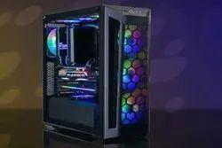 PC with intel i5-11600k/8GB/256GB/1TB and RTX 3060 12GB Graphics Card