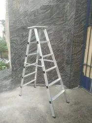 Industrial Aluminum Folding Ladders