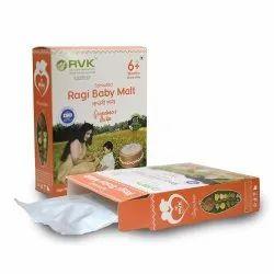 Organic Sprouted Ragi Baby Malt