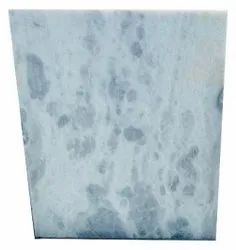 White Thoriya Spoted Marble Tile, For Flooring, Thickness: 22 mm