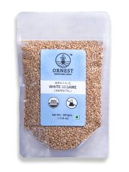 Organic White Sesame