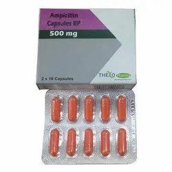 Ampicilline 500 Mg