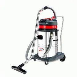 Industrial Vacuum Cleaner With Triple Italian Motor