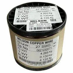 27 SWG Milson Copper Winding Wire