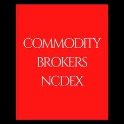 Commodity Brokers NCDEX, Ahmedabad