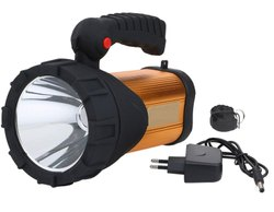 Aros ABS Rechargeable LED Torch, Capacity: 13000mAh, Model Name/Number: Aros8103