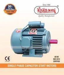 Rajlaxmi Foot Mounted Single Phase Motors