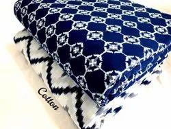 Cotton Fabric, Multicolour