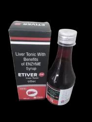 ETIVER  DS LIVER TONIC WITH BENEFITS OF ENZYME SYRUP 200ML